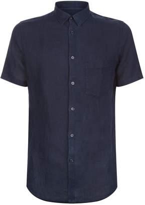 J. Lindeberg Daniel Short-Sleeved Shirt