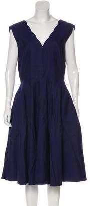 Christian Dior 2016 A-Line Dress