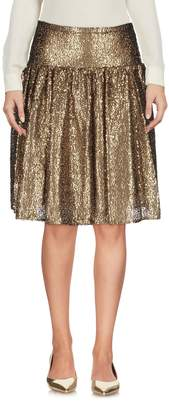 MICHAEL Michael Kors Knee length skirts - Item 35322600HQ