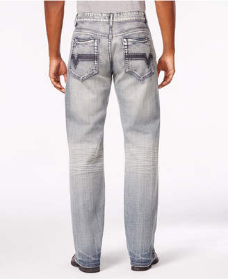 INC International Concepts Men's Daly Relaxed-Fit Jeans, Only at Macy's $49.98 thestylecure.com