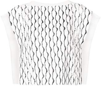 Chloé embroidered top