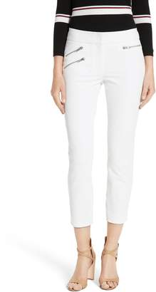 Veronica Beard Roxy Crop Pants