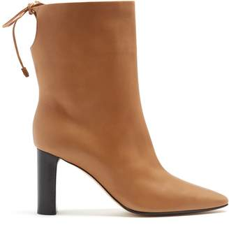 Emil leather ankle boots