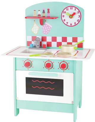 Hape Aqua Retro Kitchen.
