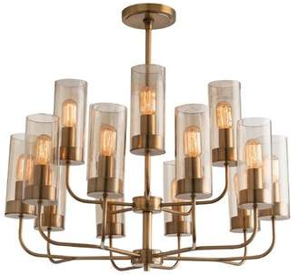 Arteriors Home Hammond 15-Light Candle Style Chandelier