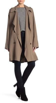 AllSaints Adalia Mac Trench Coat