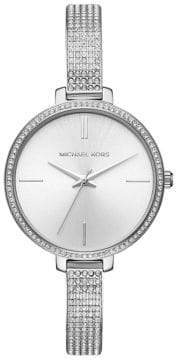 Michael Kors Jaryn Stainless Steel Bracelet Watch