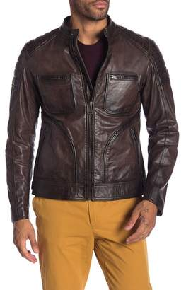 Belstaff Weybridge 2017 Leather Jacket
