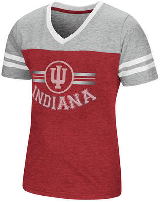 Colosseum Indiana Hoosiers Pee Wee T-Shirt, Girls (4-16)