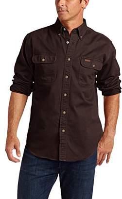 Carhartt Men's Big & Tall Oakman Work Shirt