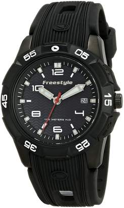 Freestyle Men's Kampus FS80936 Polyurethane Quartz Watch with Dial