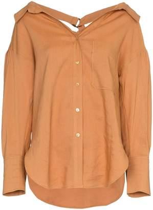 Rejina Pyo Drop Shoulder Collared Shirt Blouse