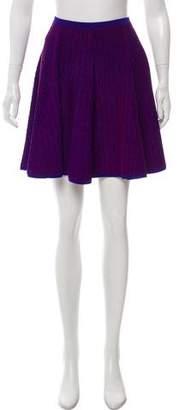 Kenzo Knit Mini Skirt