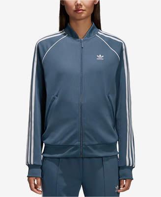 Adidas chaqueta de rayas shopstyle pista