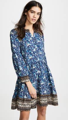 Sea Doe Print Tunic Dress