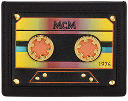 MCM Cassette Tape Mini Card Case
