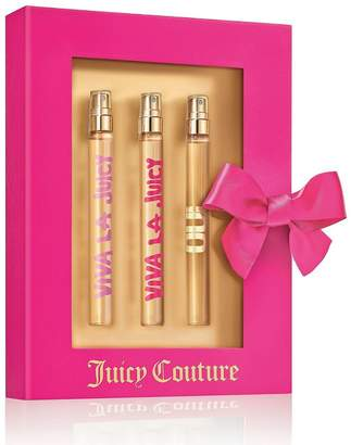 Juicy Couture Travel Spray Coffret for Women