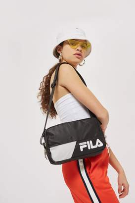 Fila Black Hale Waist Pack by