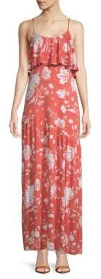 Rachel Pally Goldee Floral Maxi Dress