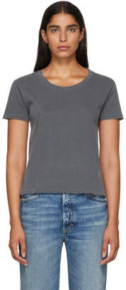 Amo Black Twist T-Shirt