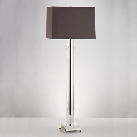 Mary McDonald Silver Ondine Floor Lamp