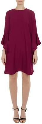 Ted Baker Ashleyy Bell-Sleeve Dress