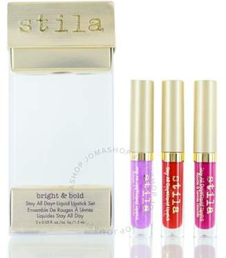 Stila / Stay All Day Liquid Lipstick Bright & Bold Set