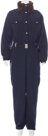 BognerBogner Belted One-Piece Snowsuit