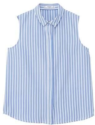 MANGO Buttons details shirt