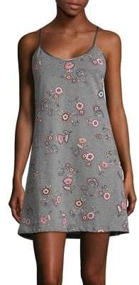 Lord & Taylor Short Cotton Chemise