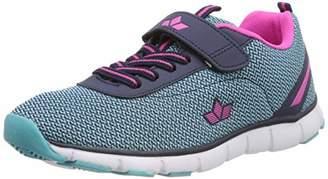 Lico Women's Flow Vs Low-Top Sneakers, Turquoise Türkis/Marine/Pink