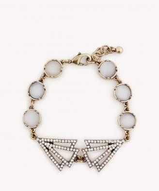Sole Society Glamour Deco Bracelet