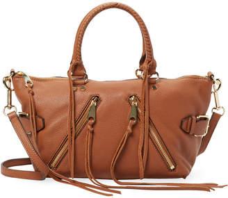 Rebecca Minkoff Leather Tassel Satchel