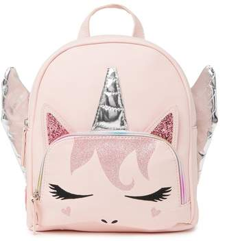 OMG! Accessories Winged Unicorn Gwen Backpack