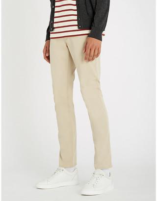 Emporio Armani Gab slim-fit tapered jeans