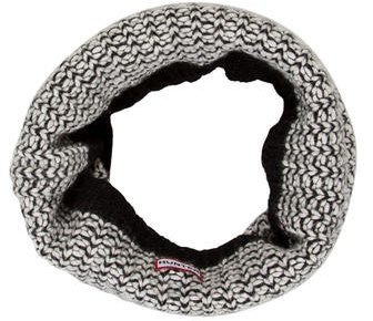 Hunter Hunter Woven Infinity Scarf