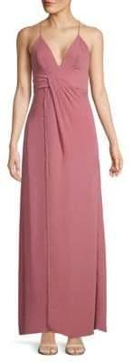 Style Stalker Alia Strappy Maxi Dress