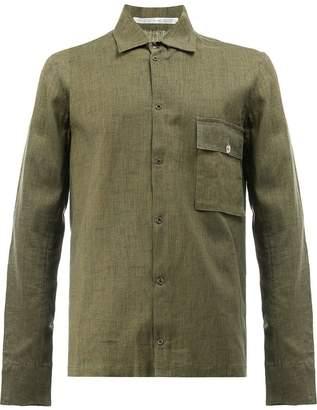 Taichi Murakami pocket safari shirt