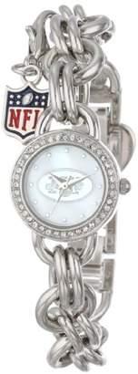 "Game Time Women's NFL-CHM-NYJ ""Charm"" Watch -"