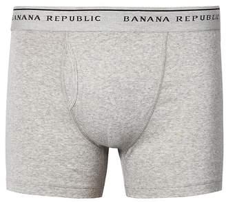 Banana Republic Stretch Cotton Boxer Brief