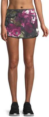 The North Face Reflex Floral-Print Performance Skort