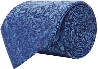 Turnbull & Asser Nature Pattern Silk Tie