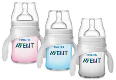 Philips Avent My Classic Trainer 4 Oz. Cup in Pink