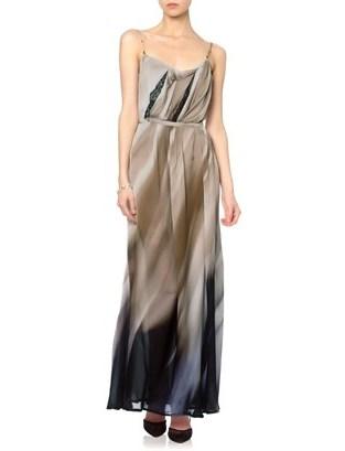 Chalayan Multi Silk Swift Dress