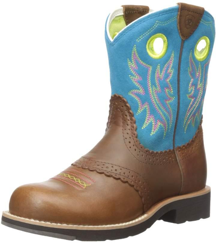 Ariat Fatbaby Cowgirl Western Boot (Little Kid/Big Kid)