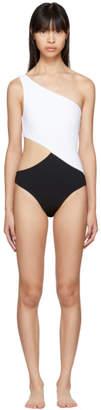Araks Black and White Elmar Swimsuit