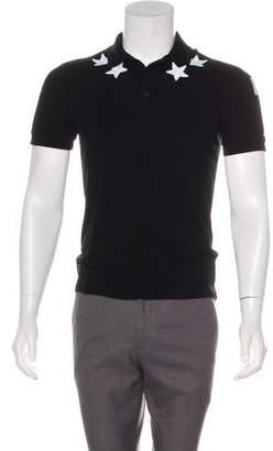 Givenchy Cuban Fit Polo Shirt
