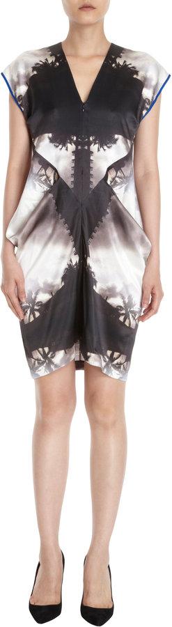 Zero Maria Cornejo Mini Toia Dress