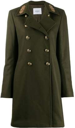 Dondup Military-style coat