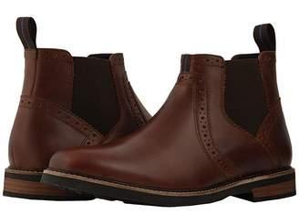 Nunn Bush Otis Plain Toe Chelsea Boot with KORE Walking Comfort Technology